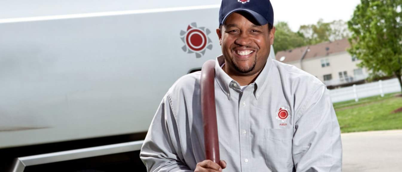 Heating Oil Fuel Deliver Technician in Maryland