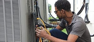 HVAC Maintenance Service Tech