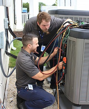 HVAC Repair Services Technicians