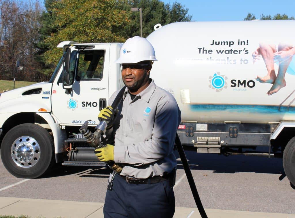 Propane Delivery Technician from SMO