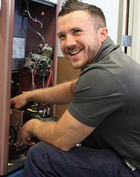 Service Technician from SMO Energy