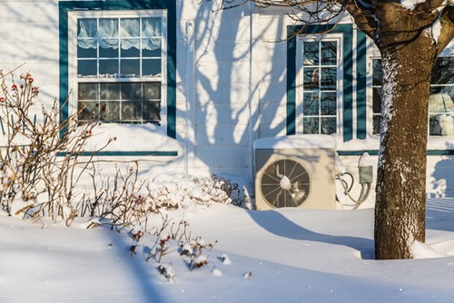 Winter weather can take its toll on your HVAC system.