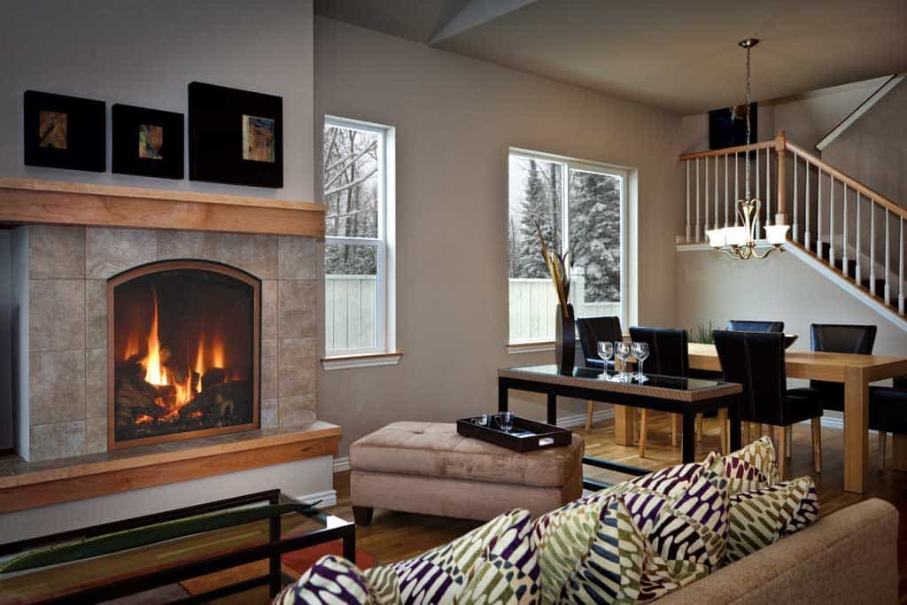 Gas Fireplace Installations In Southern Maryland