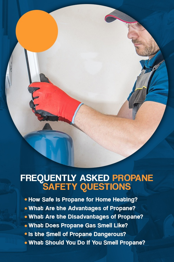 Frequently asked propane safety questions