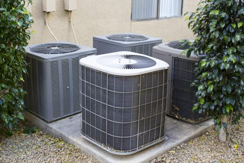Scheduling HVAC maintenance every spring can help your air conditioner last longer.