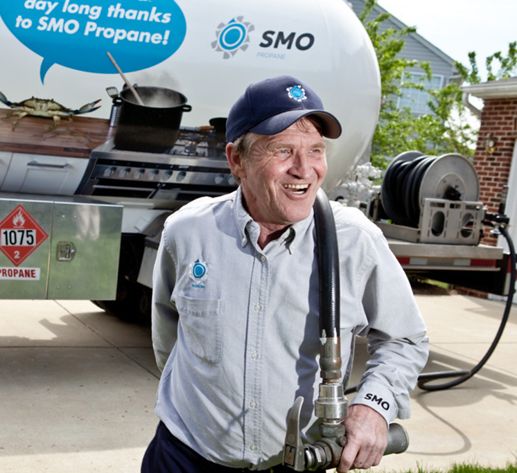 Propane Delivery from SMO Energy
