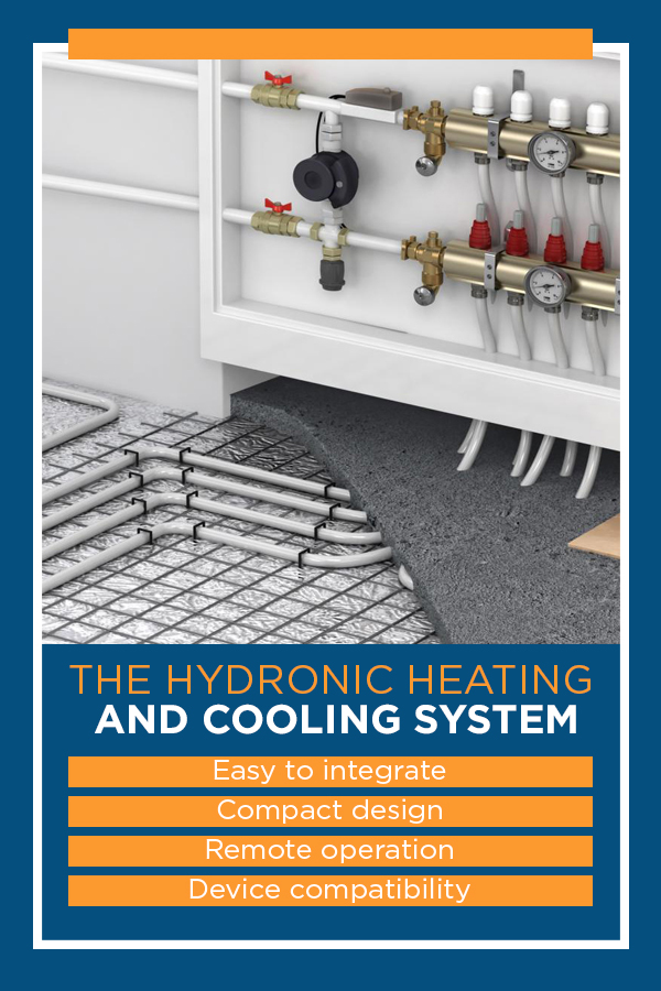 The Hydronic Heating And Cooling System