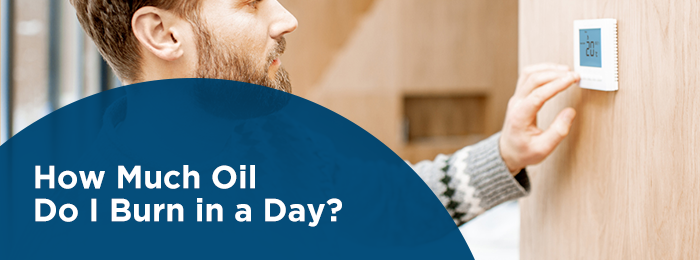 How Much Oil Do I Burn In A Day?