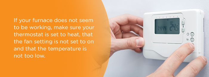 Troubleshooting Your Furnace Problems