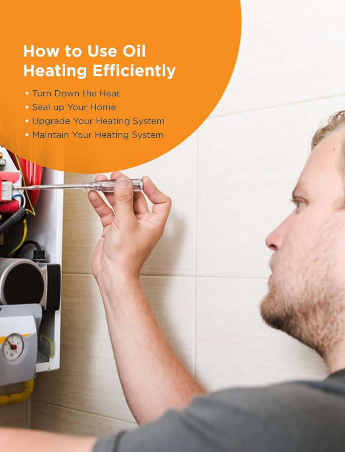 How To Use Oil Heating Efficiently