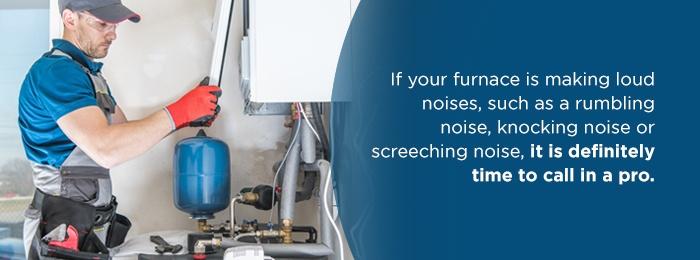 When To Call An HVAC Technician