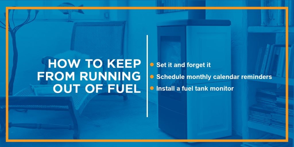 How To Keep From Running Out Of Heating Fuel