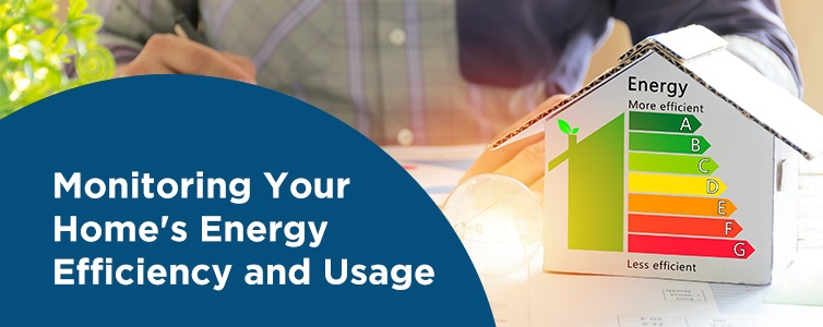 Monitoring Your Home's Energy Efficiency and Usage